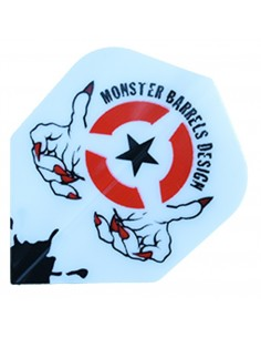Monster Standard white