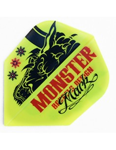 Monster Standard yellow