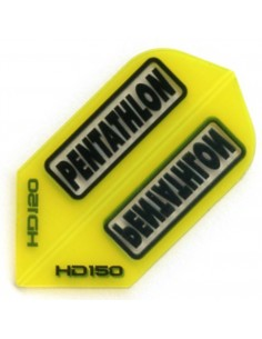 Pentathlon HD150 PNT2014 Slim yellow
