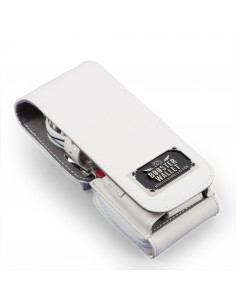 Booster Wallet White