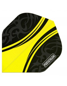 Pentathlon Standard Yellow Black Matt no.2