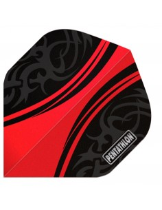 Pentathlon Standard Red Black Matt no.2