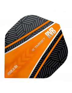 RVB Vision Ultra Flights Standard black orange Curve n. 2