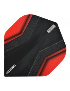 Pentathlon HD150 Standard Red/Black No.2
