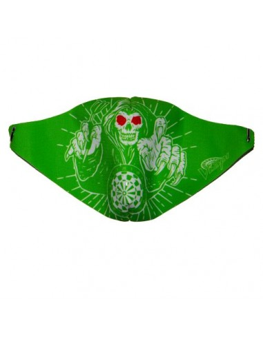 Ecotex Mask Deathsman green