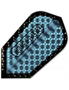 Dimplex Slim metallic blue