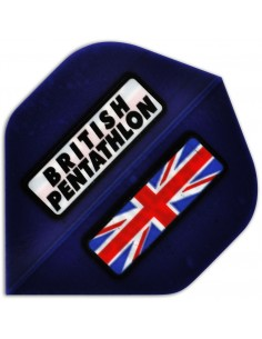 Pentathlon Standard British Blue
