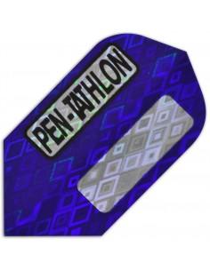 Pentathlon Slim blue