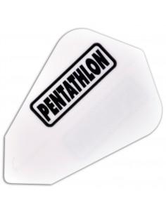 Pentathlon lantern white
