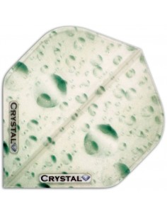 Crystal Flights clear green