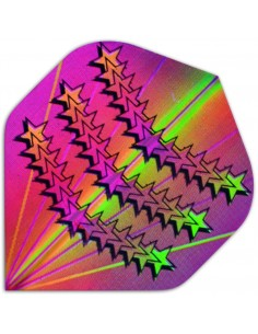 Holographic Standard pink