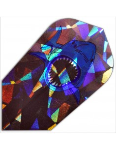 Holographic Slim Shark